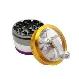 Цвет смешивания точильщика ручки для вращения травяной для курить (ES-GD-132)