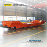 Industria de la fabricación de papel carro sin rieles de la transferencia en suelo del cemento
