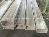 TP304/316L quadratisches geschweißtes Stahlrohr