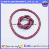 Qualitäts-roter Schaumgummi-Silikon-Gummi-Strangpresßling