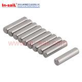Стандартные контрольные штифты конусности нержавеющей стали DIN1/ISO2339