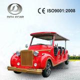 8 [سترس] [هيغقوليتي] سيارة منخفضة - سرعة [غلف ترولّي] زار معلما سياحيّا عربة لعبة غولف عربة صغيرة عربة