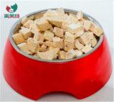 Organische und Gesundheits-natürliche getrocknete Frost-Flugleitanlage-hühnerleber-Nahrung für Haustiere