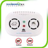 Réflecteur ultrasonique de moustique et de souris avec 2 haut-parleurs
