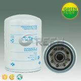 El filtro de petróleo con el carro parte (P550020)