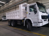 Sinotruk HOWOのダンプカー371HPの頑丈なトラックの残されるか、または右駆動機構