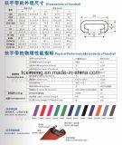 Unterschiedlicher Farben-Handlauf-Riemen für Rolltreppe