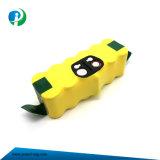 Ce/RoHSのIrobot880のための14.4V 3500mAh NIMH電池のパック