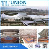 Prefab здание стальной рамки или стальная структура для будочки, офиса, магазина, караульного помещения, виллы и так далее