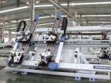 Janela de alumínio e pelos quatro cantos da Estrutura da Máquina de crimpagem