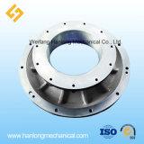 Máquinas CNC parte do motor diesel a tampa do impulsor do turbocompressor