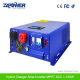 1-12kw 잡종 MPPT 변환장치 태양 에너지 변환장치 순수한 사인 파동 변환장치