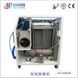 Nuevo tipo de máquina de limpieza de depósitos de carbono del motor generador de gas de color marrón para el coche