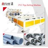 Máquina de extensión del PLC del control del tubo automático del PVC/máquina de Belling