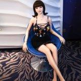 кукла секса TPE реальности Pussy женщины Xxx Japenese комода 165cm малая для человека