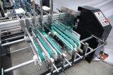 Dispositivo per l'impaccettamento di Gluer del dispositivo di piegatura ondulato automatico della scatola (GK-1100GS)