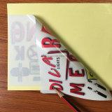 De douane Afgedrukte VinylSticker van de Overdrukplaatjes van de Film van het Venster Statische