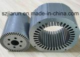 Проштемпелеванный лист металла разделяет слоение статора ротора, статор ротора мотора замотки