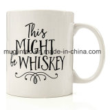 Coffee Mug Christmas of poison ceramic Coffee Cup Decal