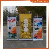 Portello-Tipo banco di mostra di promozione di pubblicità esterna