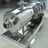 Mayonesa del equipo, en línea alto mezclador del esquileo, bomba del homogeneizador de la emulsión
