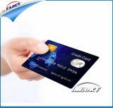 In Scheckkartengröße gedruckte magnetischer Streifen Belüftung-Chipkarte der Gutschrift-Cr80