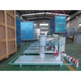 Machine mobile de purification de pétrole de turbine