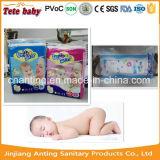 La Chine usine couches pour bébés jetables de marque OEM pour le Mozambique marché