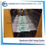 Matériel en Chine tuile de rouleau de toiture vitrée formant la machine