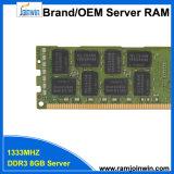 PC3l-10600 van de Server van de RAM DDR3 8GB 1.35V- Ecc Geregistreerd Reg.