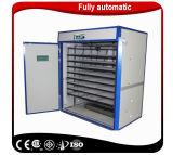 Equipamento automático fornecido fábrica da incubação do réptil da incubadora do ovo de ganso