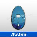 LCDのWindowsが付いている習慣によって浮彫りにされるボタンの膜スイッチ