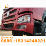 아프리카 Market를 위한 New Bucket Strong Quality Low Price에 10 Tires를 가진 Sinotruk HOWO Used Dump Truck