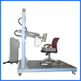 Mikrocomputer-Servostuhl-Armlehnen-Gegenständer-vertikale horizontale Zug-Prüfungs-Maschine