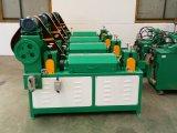 Alambre de los surtidores de la máquina de la reparación de la rueda de Shangai Qipang que se endereza y cortadora con tungsteno
