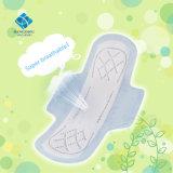 O CE do FDA provou o guardanapo sanitário ultra fino de 260mm (SL260)