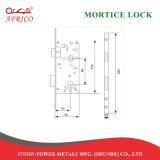 1 Antique Brass 45mm um graminho Lockcase um graminho Lock para a Porta do Cilindro Lockset (LB945PB-AB)