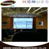 Qualität farbenreiche LED Innenbildschirmanzeige LED-P6