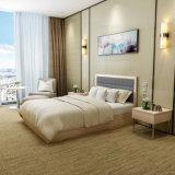 서비스된 아파트를 위한 멜라민에 의하여 박판으로 만들어지는 호텔 가구 침실 세트