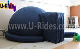 Tenda di cucito gonfiabile di astronomia della proiezione per formazione del capretto