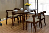Feste hölzerne speisende Stuhl-Wohnzimmer-Möbel (M-X2954)