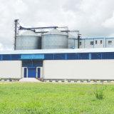Цена 200t, пшеничная мука фрезерования машин, простое управление с помощью передовых технологий для Африки
