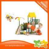 Equipamento ao ar livre colorido classe de venda quente do campo de jogos do plástico LLDPE