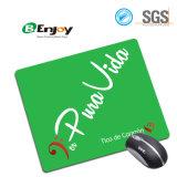 Almofada de rato de borracha relativa à promoção com impressão feita sob encomenda do logotipo