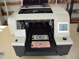 Kmbyc A4 작은 체재 UV 평상형 트레일러 인쇄 기계