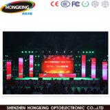 Location de P2.5 intérieure de l'affichage vidéo LED en couleur