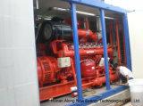 Biogas-Kraftwerk