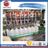 Máquina de rellenar monobloque del aceite de mesa 2 in-1