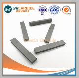 O carboneto de tungsténio personalizados tiras em branco