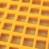 38*38*25 GRILLE en plastique renforcé de fibre de verre